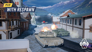 Armored Warfare: Assault v1.0_a21244.103 + data