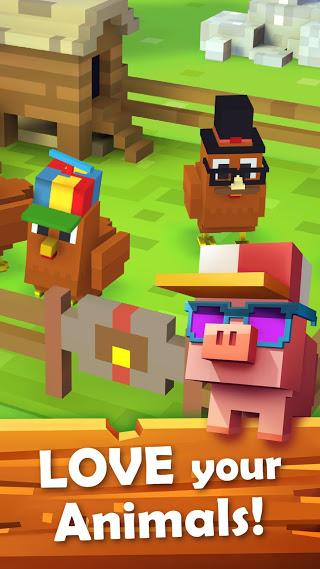 Blocky Farm v1.1.46