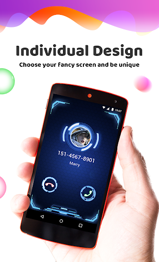 Color Phone Flash Call Screen Theme v1.1.8
