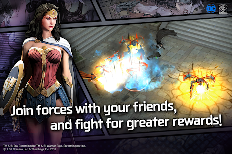 DC: UNCHAINED v1.2.9