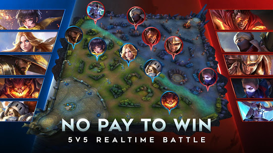 Garena AOV – Arena of Valor: Action MOBA v1.23.1.2