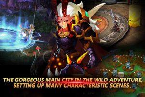 تصویر محیط Heroe summon v1.0