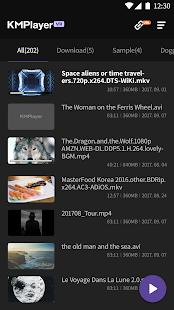 KMPlayer VR (360degree, Virtual Reality) v0.1.11