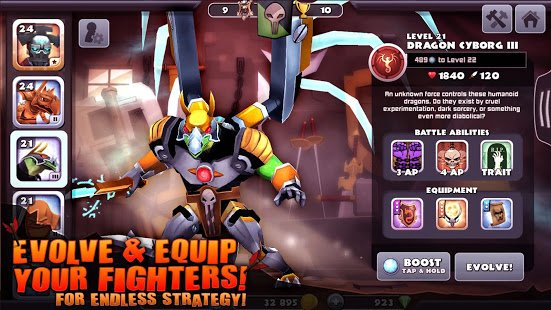 Might and Mayhem Battle Arena v3.4