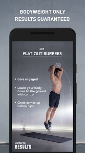 Runtastic Results Home Workouts & Personal Trainer v2.9.2
