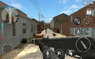 Secret Agent Lara FPS Shooter Action Game v1.0.4