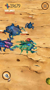 Spore Monsters io 3D Savage Predators Battle v2.00