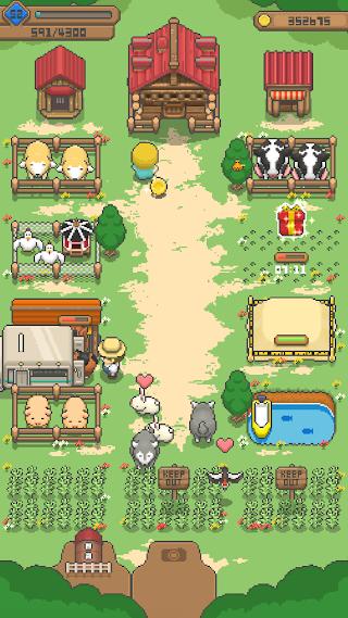 Tiny Pixel Farm – Simple Farm Game v1.3.1