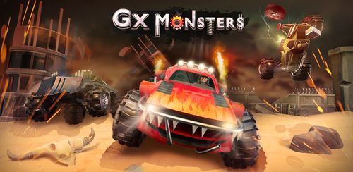 GX Monsters v1.0.28