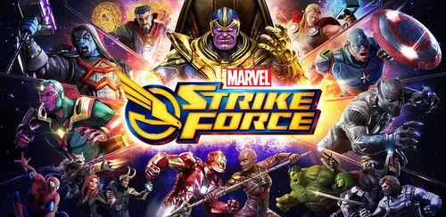 MARVEL Strike Force v1.1.0