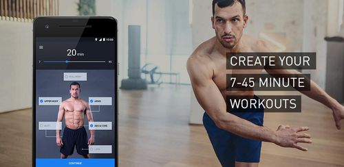 Runtastic Results Strength Training & Bodyweight v3.4