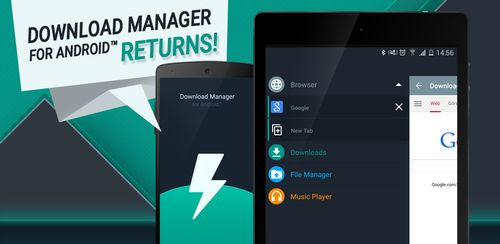 Download Manager for Android v5.10.13002
