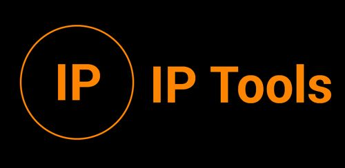 IP Tools: Network utilities v8.4.1