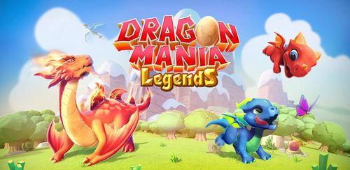 Dragon Mania Legends v4.2.1b