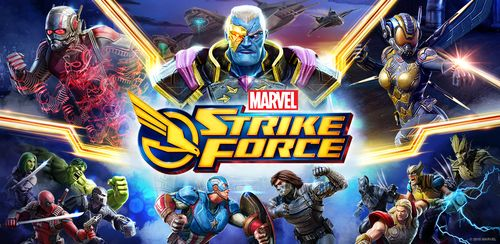 MARVEL Strike Force v2.1.1