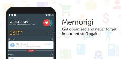 Memorigi: Todo List, Task List v2.3.1011