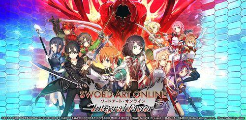 Sword Art Online: Integral Factor v1.5.6