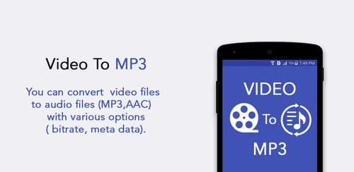 🎵 Video to MP3 v105