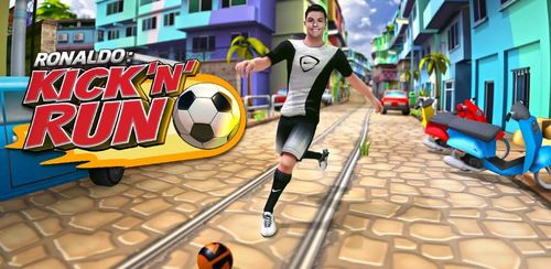 Cristiano Ronaldo: Kick'n'Run 3D Football Game v1.0.34