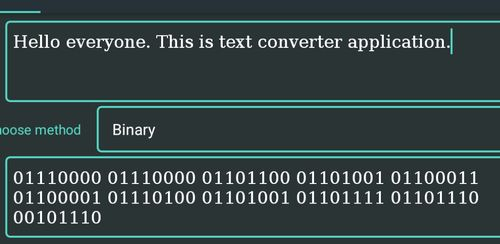 Text Converter Encoder Decoder Stylish Text v4.0.0