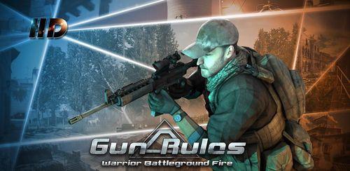 Gun Rules : Warrior Battlegrounds Fire v1.1.4