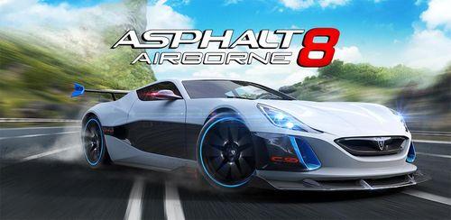 Asphalt 8: Airborne v3.7.0m