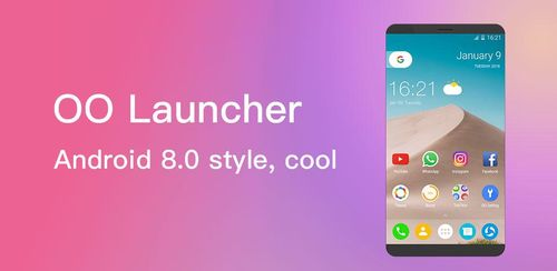 OO Launcher for Android O 8.0 Oreo™ v5.8