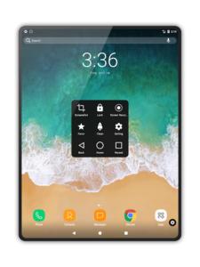 تصویر محیط Assistive Touch for Android v2.7.28