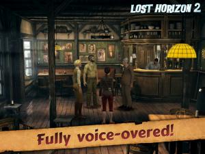 تصویر محیط Lost Horizon 2 v1.3.6 + data