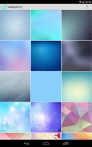 تصویر محیط Cryten – Icon Pack v20.9.0