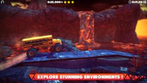 تصویر محیط Offroad Legends 2 – Hill Climb v1.2.13 + data