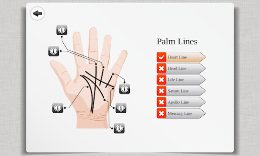 ۲۰۱۷ Palm Reading Premium HD v1.4.2