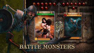 تصویر محیط Fighting Fantasy Legends v1.38