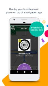 تصویر محیط Drivemode: Handsfree Messages And Call For Driving v7.5.11