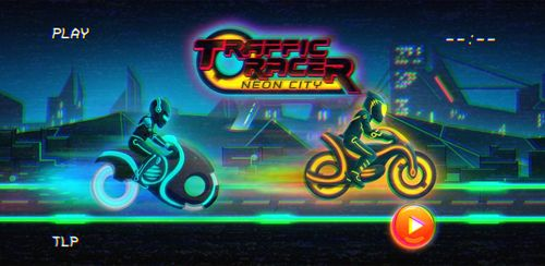 Bike Race Game: Traffic Rider Of Neon City v3.61