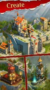تصویر محیط King's Empire v2.7.2