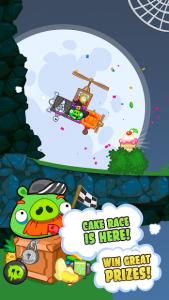 تصویر محیط Bad Piggies HD v2.3.8