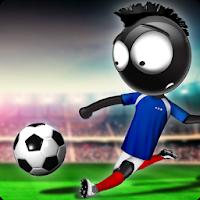 بازی فوتبال استیکمن 2016 آیکون