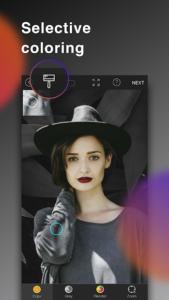 تصویر محیط Color Pop Effects : Black & White Photo Editor v1.23
