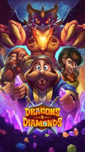 تصویر محیط Dragons & Diamonds v1.12.0