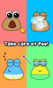 تصویر محیط Pou v1.4.81