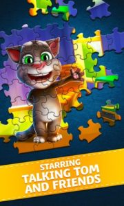 تصویر محیط Jigty Jigsaw Puzzles v3.9.0.157