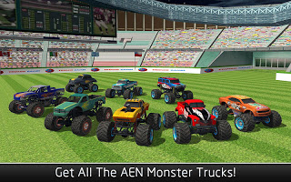 AEN Monster Truck Arena 2018 v1.2