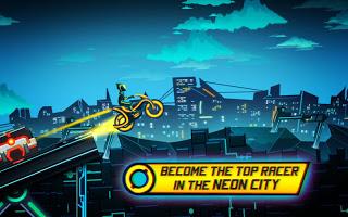Bike Race Game: Traffic Rider Of Neon City v3.61