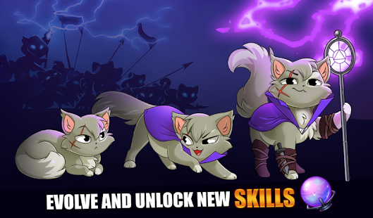 Castle Cats Epic Story Quests v2.3.1