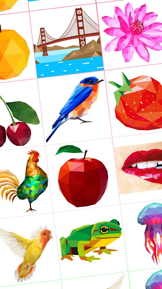 Color by Number – Poly Art v4.8