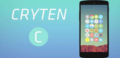 Cryten – Icon Pack v20.0.0