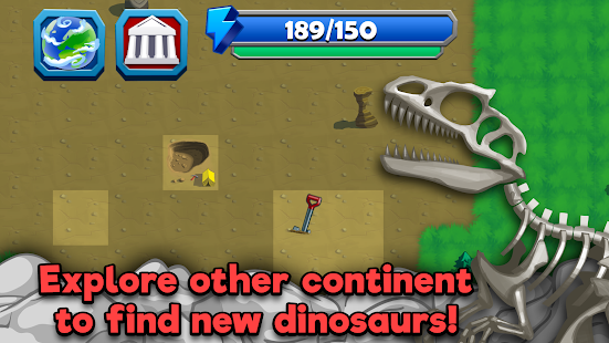Dino Quest Dinosaur Discovery and Dig Game v1.5.13