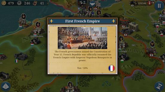 European War 6: 1804 v1.1.0