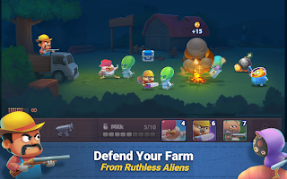 Farm Guns: Alien Clash 2018 v1.01